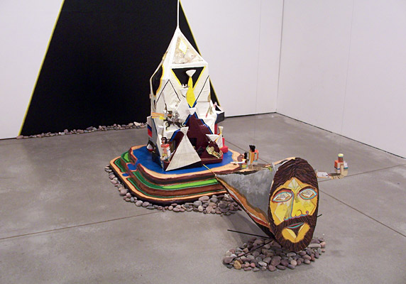 Humanfive, Shrine to Process (2005).