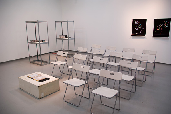 Ear to Ear, installation view