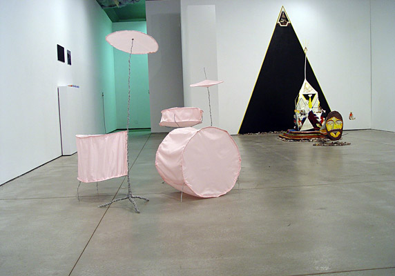 Humble Beginnings, installation view